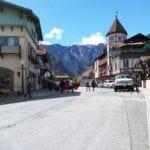 Leavenworth German Town